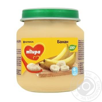 Пюре Milupa Банан 125г