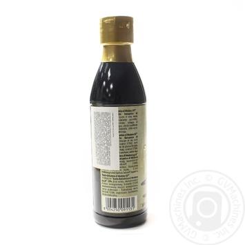 Соус з бальзамічного оцту із Модени зі смаком сої Varvello 250мл пл/б - купить, цены на Novus - фото 4