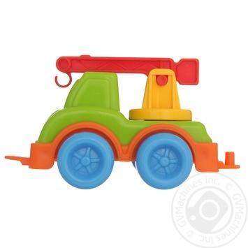 Игрушка Technok Транспорт мини - купить, цены на Ашан - фото 1