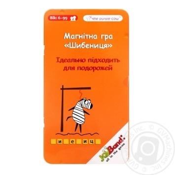 Игра магнитная JoyBand Виселица - купить, цены на Novus - фото 1