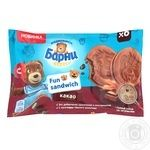 Barni Cocoa with chocolate drops sponge cake 6pcs 180g