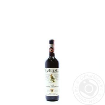 Castellare Chianti 2009 Wine 13.5% 0.75l - buy, prices for CityMarket - photo 1