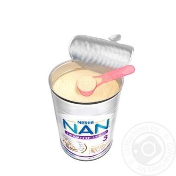 Смесь молочная Нестле Нан 2 Гипоаллергенный сухая для детей с 6 месяцев 400г - купить, цены на Восторг - фото 5