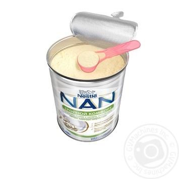 Смесь детская Nestle NAN тройной комфорт с рождения 800г - купить, цены на Ашан - фото 3
