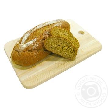 Хліб Гречаний 450г - купити, ціни на МегаМаркет - фото 1