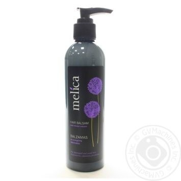 Melica Balm with Onion Extract for Damaged and Weak Hair 250ml - buy, prices for Novus - image 1