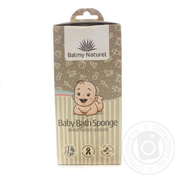 Губка Balmy Naturel 01499 - купить, цены на МегаМаркет - фото 1