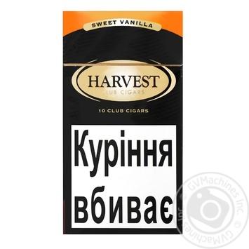Сигари Harvest Club Vanilla 10 шт - купити, ціни на Novus - фото 1
