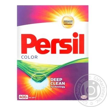 Пральний порошок Persil Color Deep Clean 400г - купити, ціни на Метро - фото 1