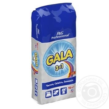 Стиральный порошок Gala Expert Color автомат для цветного белья 15кг - купить, цены на Метро - фото 2