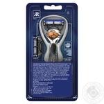 Бритва Gillette Fusion5 ProGlide Flexball c 2 сменными картриджами - купить, цены на Таврия В - фото 3