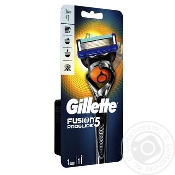 Бритва Gillette Fusion5 ProGlide Flexball  c 1 сменным картриджем - купить, цены на Таврия В - фото 2