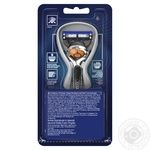 Gillette Fusion5 ProGlide Flexball razor with 1 replaceable cartridge - buy, prices for Novus - image 3