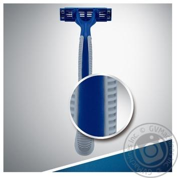 Gillette Blue Simple3 Disposable Razors 4pcs - buy, prices for Novus - image 3