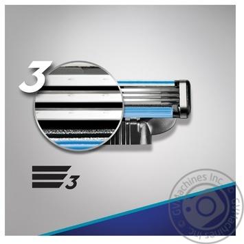 Касети для гоління Gillette Mach3 Start змінні 4шт - купити, ціни на Восторг - фото 3