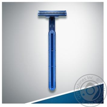 Бритвы одноразовые Gillette Blue II 10шт - купить, цены на Таврия В - фото 2