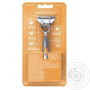 Бритва Gillette Fusion5 Power с 1 сменным картриджем - купить, цены на МегаМаркет - фото 2