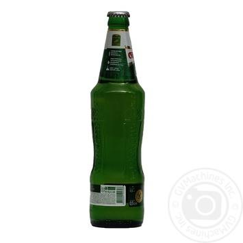 Пиво Оболонь світле 0,5л - купити, ціни на Novus - фото 3