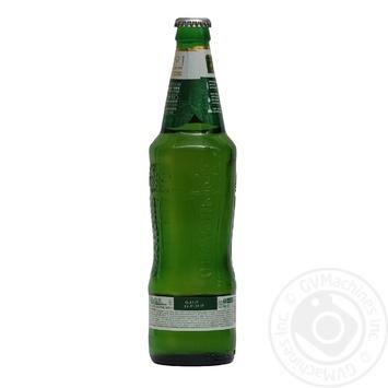 Пиво Оболонь светлое 0,5л - купить, цены на Novus - фото 2