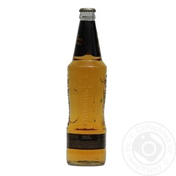 Пиво Оболонь Premium Extra Brew светлое 4,6% 0,5л - купить, цены на Фуршет - фото 3