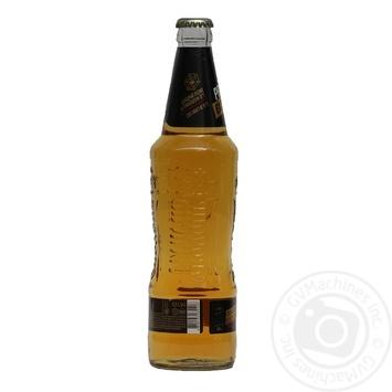 Пиво Оболонь Premium Extra Brew светлое 4,6% 0,5л - купить, цены на Фуршет - фото 2