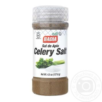 Приправа селера з сіллю BADIA 127,6 гр
