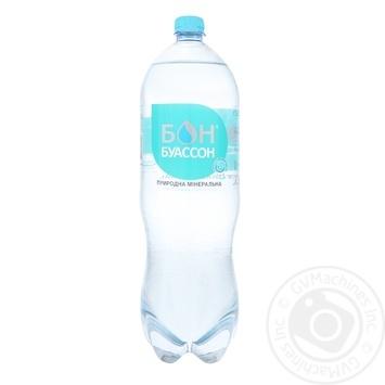 Вода Бон Буассон слабогазированная 2л - купить, цены на Фуршет - фото 2