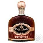 Коньяк Bolgrad Superior 3 звезды 40% 0,5л