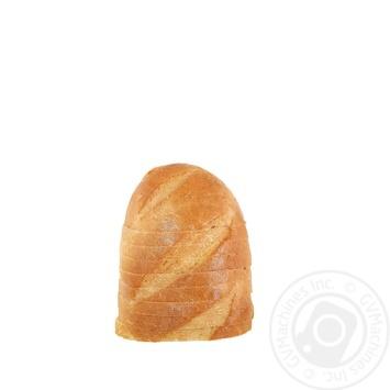 Батон Царь Хлеб Нива (нарезка) половинка 250г - купить, цены на Novus - фото 2