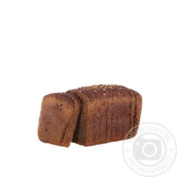 Хліб Цар Хліб Бородинський нарізка 400г Україна - купити, ціни на Novus - фото 2