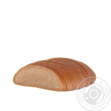 Хліб Цар Хліб Український нарізний в упаковці 0,95кг - купити, ціни на Novus - фото 2