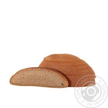 Хлеб Цар хлиб Украинский половинка нарезной 475г - купить, цены на Novus - фото 2
