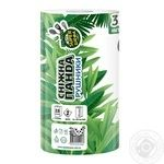 Towel Snizhna panda paper - buy, prices for Novus - image 3
