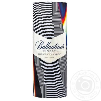 Виски Ballantine's Finest 40% 0,75л