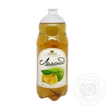 Obolon Lemonade Non-alcoholic soft drink 2l