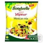 Bonduelle Mexico frozen vegetables mix 400g