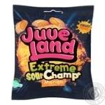 Конфеты АВК Juveland Extreme Sour Champs Mango Сластики желейно-жевательные 85г