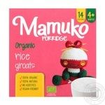 Pap Mamuko rice for children from 4 months 240g