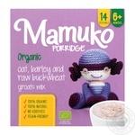 Blend Mamuko oat for children from 6 months 240g