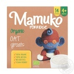 Pap Mamuko oat chopped for children from 4 months 240g