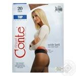 Колготы Conte Top 20 den женские натуральные р.2