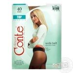 Колготы Conte Top 40 Den р.2 natural шт - купить, цены на Novus - фото 1