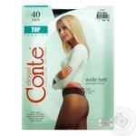 Колготы Conte Top Nero 40 ден размер 2