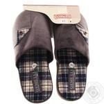 Обувь домашняя Gemelli мужская размеры 41-45