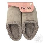 Тапочки Twins домашние женские 38-39р