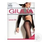 Колготы женские Giulia Senci 20D 4 Nero - купить, цены на Novus - фото 1