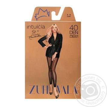 Легінси Інтуіція №9 ZUHVALA 40 2 ТІЛЕСНИЙ - купити, ціни на МегаМаркет - фото 1
