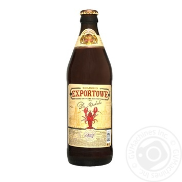 Kalush Browar Exportove do Krakova light beer 5.1% 0,5l - buy, prices for Furshet - image 1