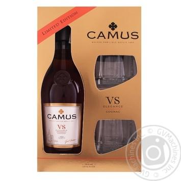 Camus Elegance X.O. cognac 30yrs 40% 0.7l - buy, prices for Novus - image 2