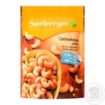 Seeberger Toasted Cashew 150g